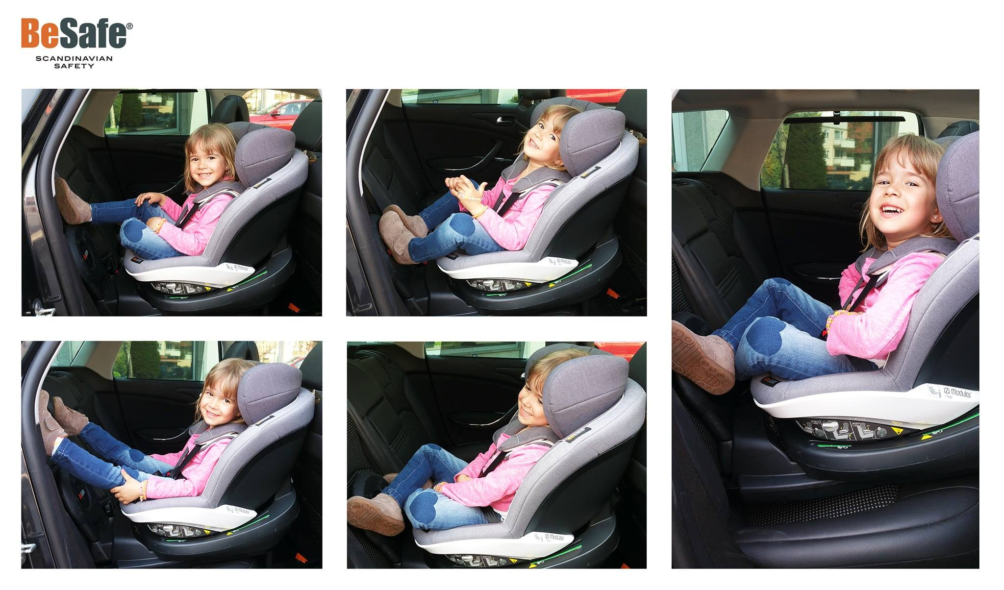 b2ee4f094 BeSafe - Misconceptions about rear facing car seats
