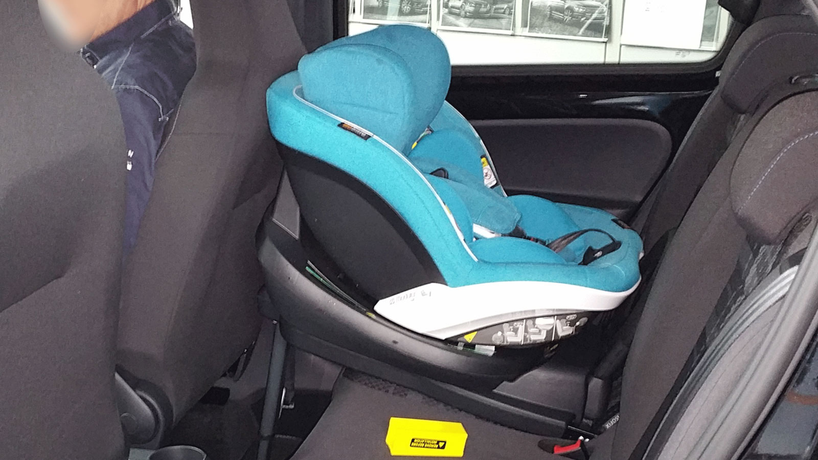 Besafe Misconceptions About Rear Facing Car Seats