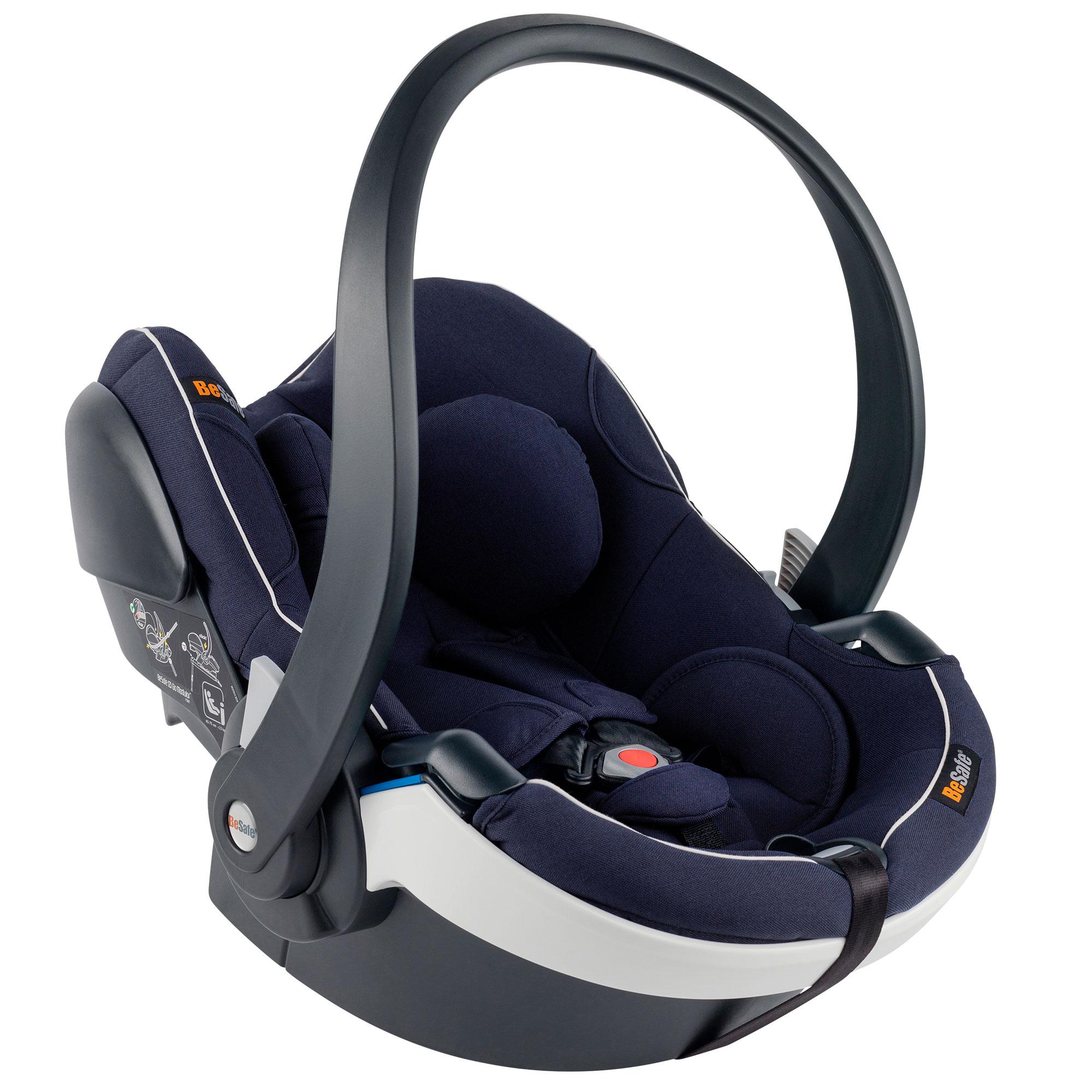 3e1f157e351 Baby car seat BeSafe iZi Modular i-Size
