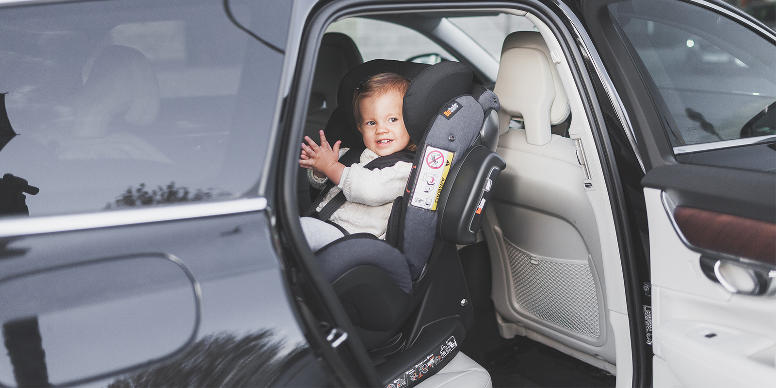 5b7fbb77875 Rearfacing car seats are five times safer