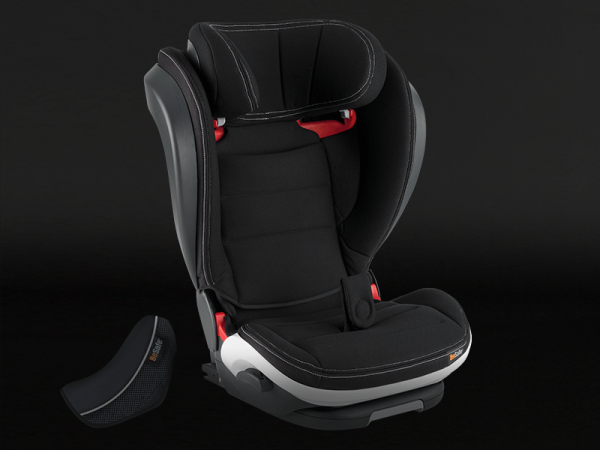 Premium Car Interior Black The Besafe Fabric Novelty Of The Year